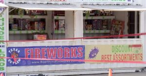 19-Year-Old Tries To Rob Fireworks Stand In Texas, Gets Shot In The Face With His Own Gun