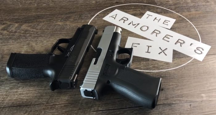 VIDEO] SIG SAUER P365 XL vs GLOCK 48 – Concealed Nation