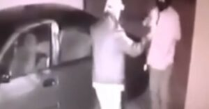 [VIDEO] Armed Man Has Multiple Surprises; The Fight Was Just Beginning After The Homeowner Thought It Had Ended