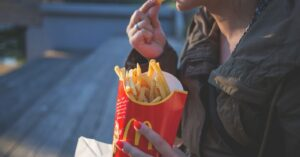 Woman Charged With Armed Robbery After Desk-Popping In McDonald's Because Her Fries Were Cold