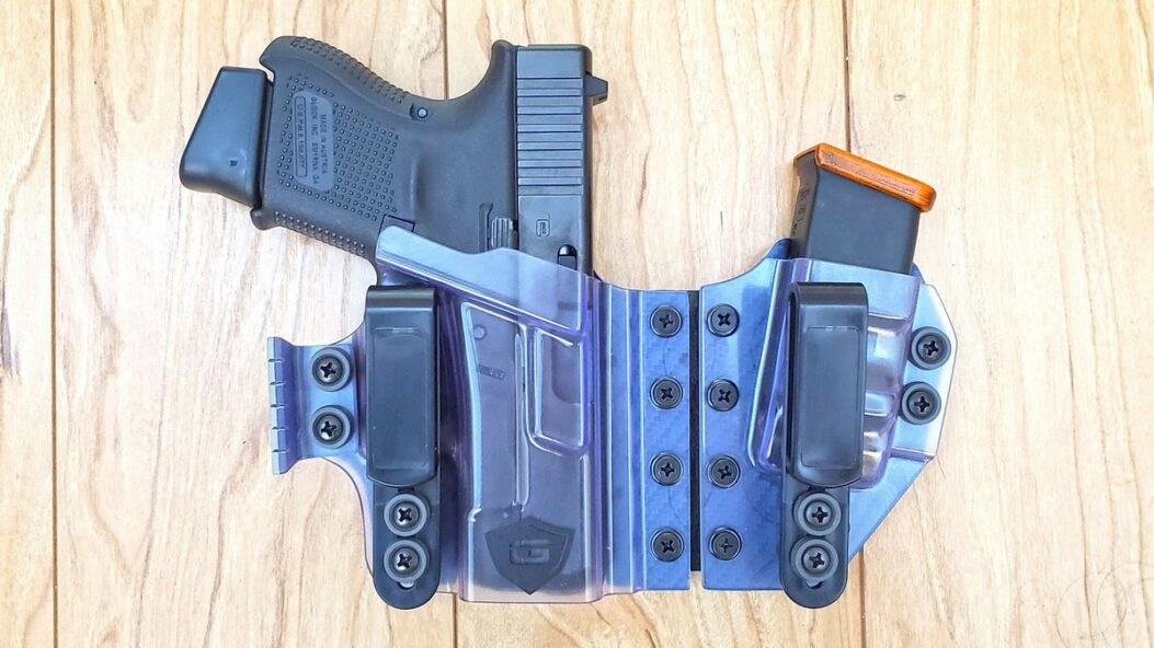 [HOLSTER REVIEW] Gerber Holsters Sidekick-Helix AIWB Holster