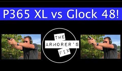 [VIDEO] SIG SAUER P365 XL vs GLOCK 48