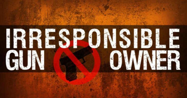 Knowing How To Be A Responsible Gun Owner, And Knowing How To Carry Yourself