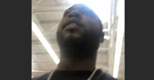 """I Don't Got My F****** Gun,"" Says Man Streaming Live Inside Walmart During Shooting"