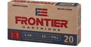 Hornady Frontier® Cartridge; Reliability from Plinking to Self-Defense