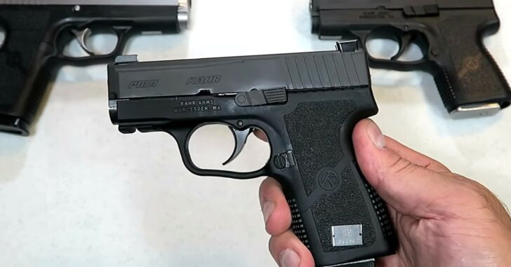 """[VIDEO] FIRST LOOK: Kahr PM9 """"Covert"""""""