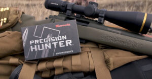 Hornady® Precision Hunter Ammunition For Any Hunting Situation