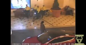Armed Man Robs Vegas Casino, Walks Out To Find 4 Officers, Receives Quick Single Shot To The Head