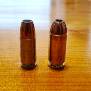 9mm vs 40sw