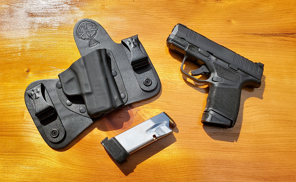 First Impressions On The New Springfield Armory Hellcat For Concealed Carry Concealed Nation