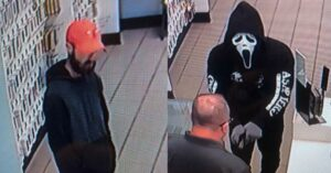 "Armed Robber In ""Scream"" Mask Flees When He Learns Intended Victim Is A Concealed Carrier"