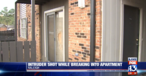 Woman Shot After Trying To Break In Multiple Homes In The Same Neighborhood On The Same Night