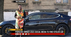 Man Finds His Stolen Car,  Holds Thief At Gunpoint Until Police Arrive