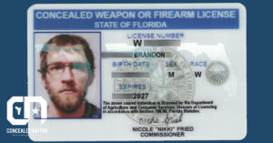 FL Concealed Carry Permit Renewal: Done Online And 5 Day Turnaround