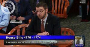Constitutional Carry Bill Advances In Michigan
