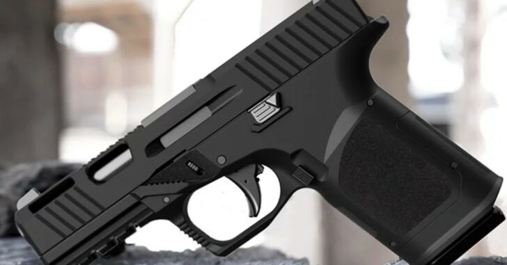 80 Percent Arms Introduces GST-9 Ghost: First Truly Modular 80% Pistol Frame System