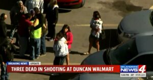 Deadly Oklahoma Walmart Shooting Stopped After Armed Citizen Puts Gun To Suspect's Head