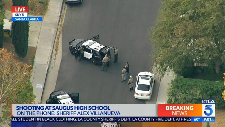 Suspect Opens Fire At California High School On His Birthday, 2 Killed 4 Injured