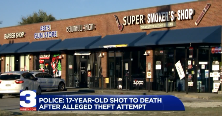 Car Thieves Fire Shots At Car Owner, Owner Fires Back Killing 17 Year Old Carjacker