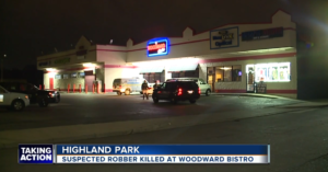 Concealed Carrying Restaurant Owner Shoots, Kills Armed Robber