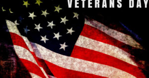 A THANK YOU To All Veterans Who Have Served Our Great Country