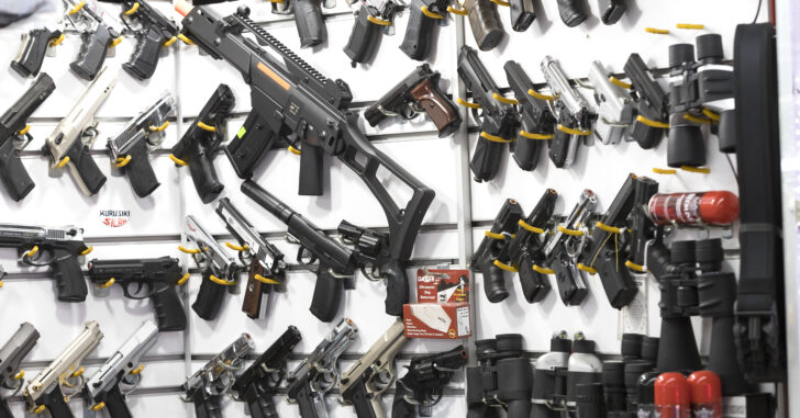 With Civil Unrest Rising Up And An Ongoing Pandemic, Gun Sales Hit Their Highest Mark In History For June