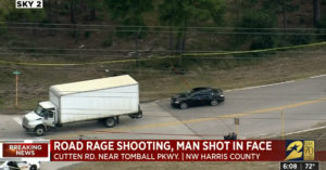 Road Rage Leads To Defensive Shooting, Truck Driver Shoots Man In Face