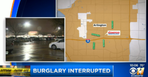Costco Shopper Opens Fire On Two Robbers Trying To Break Into His Car