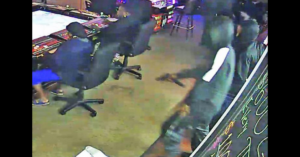 Female Security Guard Stops Three Armed Robbers, Shoots One In The Rear End As They Fled