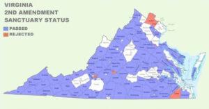 Local Gov't Allocates Funds For Militia In Virginia