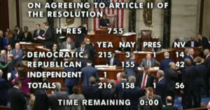 [BREAKING] President Trump Impeached By House Of Representatives