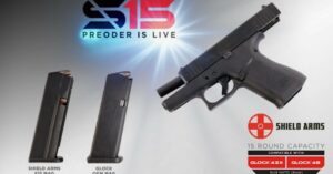 [REVIEW] Shield Arms S15 Magazine for the Glock 43X & 48: Increase Your Capacity To 15 Rounds