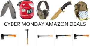 Best Cyber Monday Amazon Deals For Firearm & Outdoor Enthusiasts