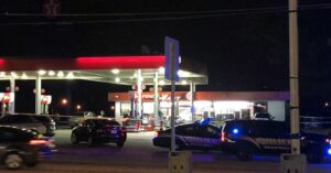 Argument At Gas Station Leads To Defensive Gun Use, One Person Dead