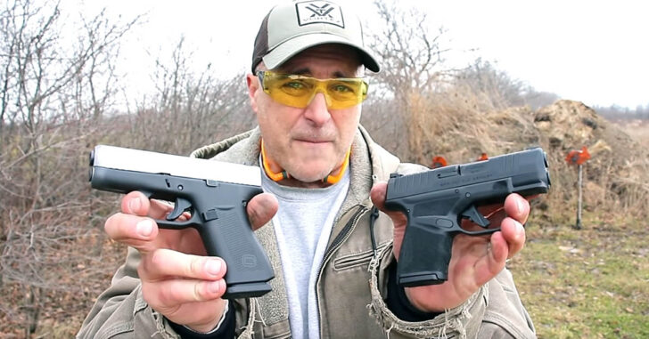 [VIDEO] Glock 43X VS Springfield Hellcat