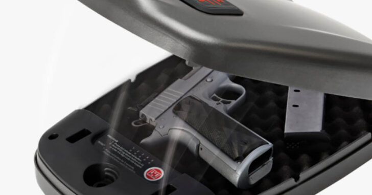 Hornady® Rapid® Safes Offer Quick Access To Your Secured Firearms