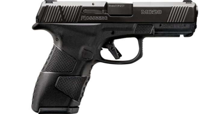 Mossberg Introduces New MC2c Compact 9mm Pistols