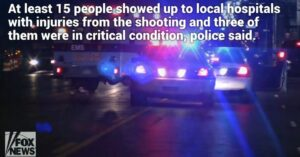 2 Dead, 15 Injured In Kansas City Bar Shooting, Suspect Stopped By Armed Guard