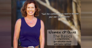 New Online Course For Women Gun Owners Launched By The Well Armed Woman