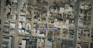 Man Shot In Drive-By Attack, Fires Back At Fleeing Car