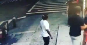[NSFW] Man Shot On Sidewalk, Other Plays Dead And Makes Escape