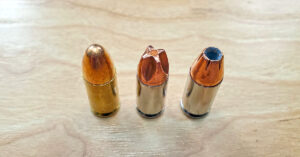 Beginners: Understanding The Difference Between JHP, FMJ, +P And Other Types Of Ammo