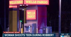 Woman Shoots Teen After 2AM Armed Robbery Attempt At ATM