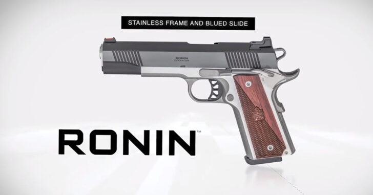 Springfield Armory's Ronin Operator Is A Beauty