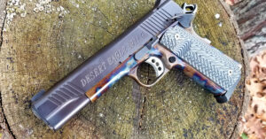 5 Reasons the 1911 Reigns Supreme