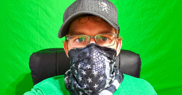 Can Wearing A Mask During The Pandemic, While Carrying A Firearm, Get You Arrested? Maybe.
