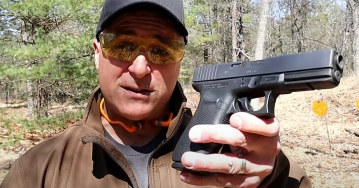 The Best Home Defense Pistol Of All Time Is…
