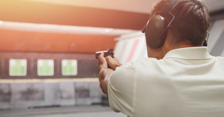 Man Shoots Friend At Gun Range, Is Then Fatally Shot By Bystander