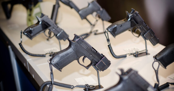The Numbers Are In: Americans Bought 1.8M Guns In April, Another Record Sales Month