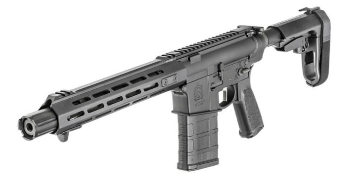 NEW: Springfield Armory SAINT Victor Pistol in .308